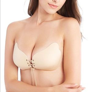 Other - Invisible Adhesive Strapless Bra